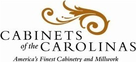Custom Wooden Cabinets and Furniture Logo